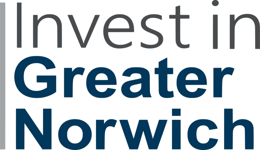Invest in Greater Norwich logo